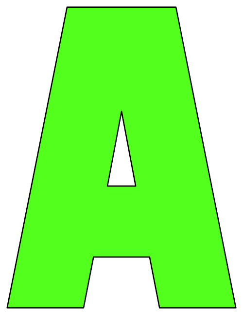 Search Results for Printable Letters To Cut