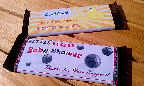 choose a printable party favor category to see designs