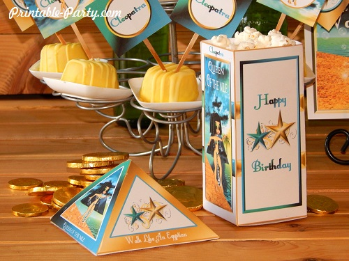 Printable Kids Party Decorations Kids Party Supplies