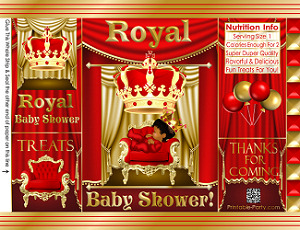 High Quality Royal Prince Red Gold