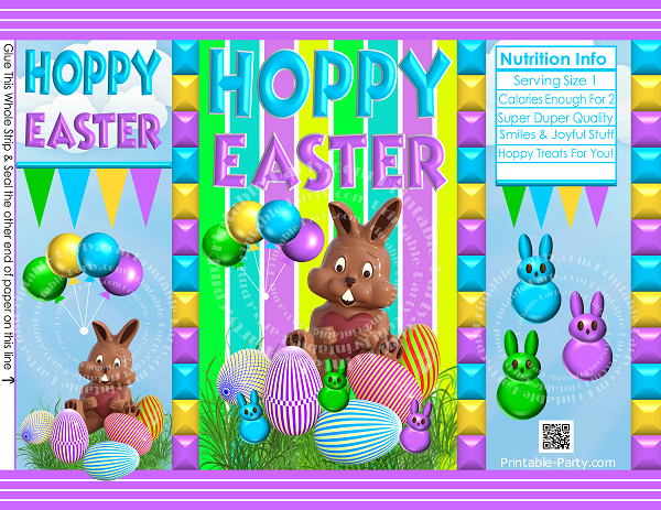 Printable easter cards decorations gift wrapping bags negle Choice Image
