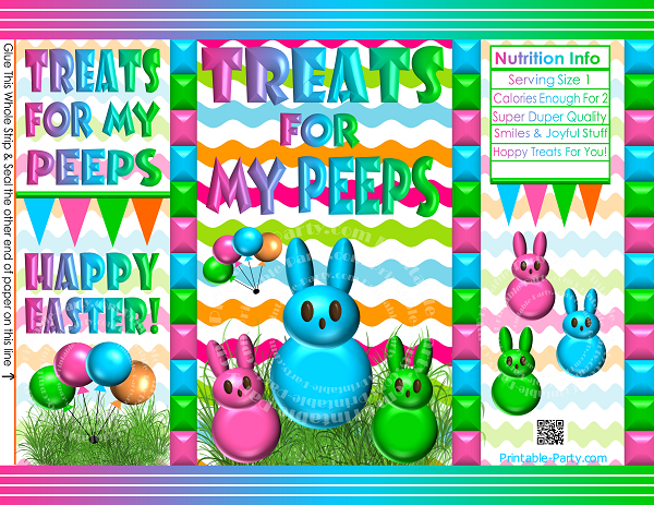 Printable easter cards decorations gift wrapping bags negle Image collections
