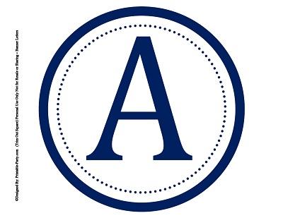 Printable List Of Alphabet Letters